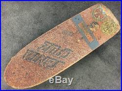 Santa Cruz Steve Olson vintage skateboard deck -aprox 1979