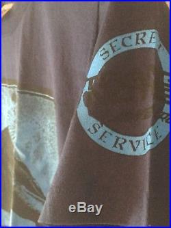 Santa Cruz Strange Notes Vtg Nos Shirt Horror It Clown Vintage Skateboard
