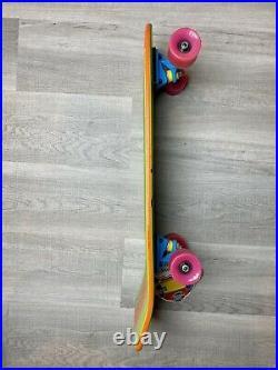 Santa Cruz The Simpsons Bart Skateboard