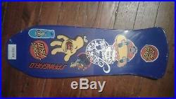 Santa Cruz The Simpsons Toybox Grosso / Krusty skateboard deck New in Shrink