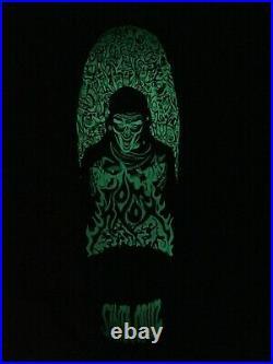 Santa Cruz Tom Knox Firepit Glow in the Dark Reissue Skateboard Deck