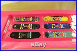 Santa Cruz Topps Garbage Pail Kids Adam Bomb Skateboard NEW IN PLASTIC