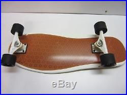 Santa Cruz Vans X Checker Board Slip On Cruiser Skateboard Krux Trucks OJ Wheels