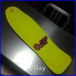 Santa Cruz Vintage Old School Classic Skateboard Deck REISSUE