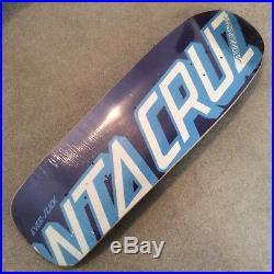 Santa Cruz Vintage Skateboard Deck Eric Dressen Ever Slick in Shrink NOS