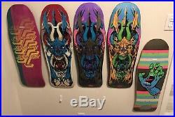 Santa Cruz WINKOWSKI PRIMEVAL PRE ISSUE skateboard deck Lot