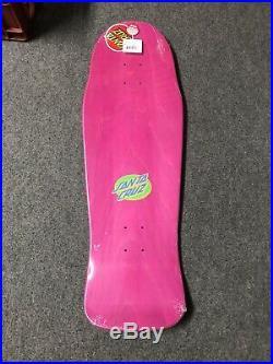 Santa Cruz Winkowski Primevil Skateboard Deck