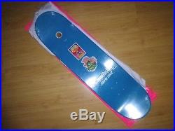 Santa Cruz x Garbage Pail Kids Holographic Blast Skateboard Deck SUPER RARE