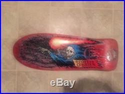 Santa CruzCorey O'BrienReaperSkateboard Deck Vintage