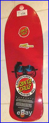 Santa Monica Airlines SMA Cruz Natas Panther Reissue in Red Dip Out of Print