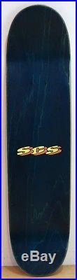 Santa cruz skateboard Caesar Singh scs Pitt image comics NOS