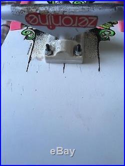 Schmitt Stix Bryce Kanights OG skateboard Tracker trucks powell santa cruz