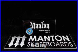 Skateboard Complete SAF Titanium Trucks Manton Element PlanB Spitfire Santa Cruz