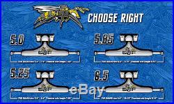 Skateboard Enjoi Complete SAF Titanium Trucks Spitfire Santa Cruz Plan B Manton