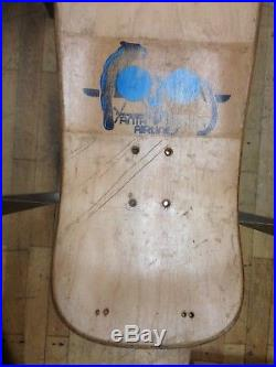Skateboard Natas Kaupas SMA Santa Cruz 1988 OG Panther Powell Peralta Zorlac