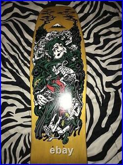 Skateboard deck Christian Hosoi Monk Santa Cruz