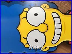 Skateboard deck Santa Cruz Simpsons Marge Simpson Cruiser Longboard