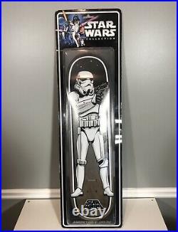 Star Wars Santa Cruz Stormtrooper Skateboard Deck Limiter Edition Skate