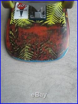 Street Plant Mike Vallely public domain skateboard powell peralta Santa Cruz