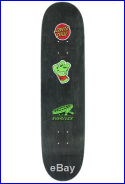 Teenage Mutant Ninja Turtles TMNT Santa Cruz Skateboards Arcade Everslick Deck