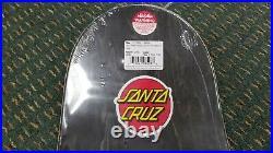 Teenage Mutant Ninja Turtles TMNT Skateboard Everslick Santa Cruz