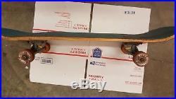 Toxic Deck Skateboard Vintage Santa Cruz Powell Peralta Zorlac