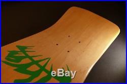 VINTAGE NOS'84-'87 ALVA Skateboard Chris Cook MINT Zorlac Santa Cruz Vision