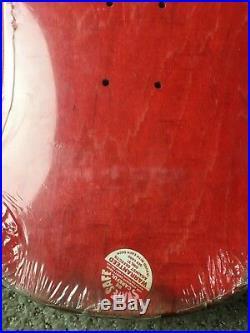 VINTAGE SANTA CRUZ JASON JESSEE SUNGOD MINI SKATEBOARD DECK! Wrapped! Rare