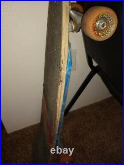 VTG. Natas Kaupas Santa Cruz Skateboard 2 board lot