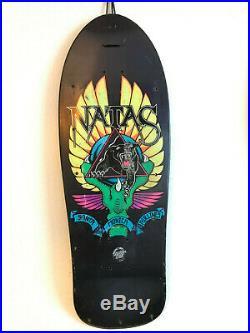 VTG Natas Kaupas Santa Monica Airlines Skateboard Santa Cruz Powell Peralta OG