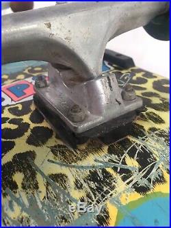 VTG OG Late 80s Santa Cruz Spidey Rare SC Swindle Skateboard