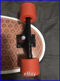 Vans X Santa Cruz Authentic Cruiser Longboard Skateboard