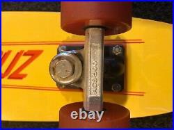 Vintage 1977 Santa Cruz Skateboard