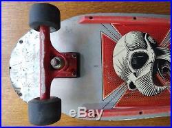 Vintage 1983 Powell Peralta Tony Hawk complete skateboard Bullet Santa Cruz