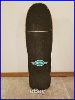 Vintage 1987, Sims Screamer 2, Complete Skateboard (not a reissue) Santa Cruz