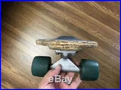 Vintage 78 Z-flex Shugo Kubo Z-woody Skateboard, Dogtown, Alva, Santa Cruz, G&S