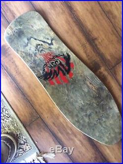 Vintage 80s Alva Dave Duncan Skateboard Zorlac Powell Peralta Sims Santa Cruz