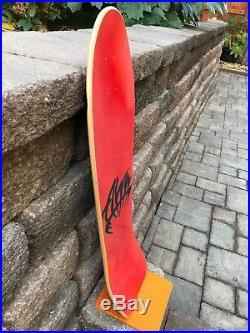 Vintage Alva Freddie Smith nos skateboard deck Powell Peralta Santa Cruz Zflex
