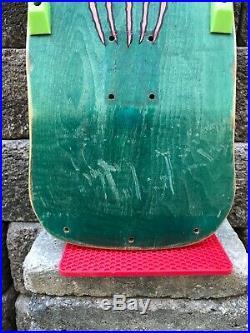 Vintage Bill Danforth Alva skateboard Dogtown Zflex Santa Cruz sma Powell Peralt