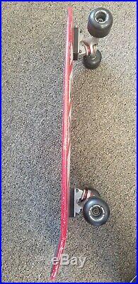 Vintage Duane Peters Santa Cruz Complete Skateboard OG