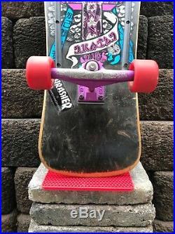 Vintage Eric Dressen Dogtown skateboard sma Santa Cruz Powell Peralta Alva G&S