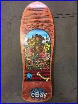 Vintage Eric Dressen Skateboard deck