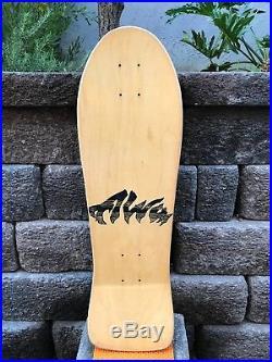 Vintage Freddie Smith nos Alva skateboard Santa Cruz Powell Peralta G&S Sims sma