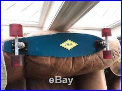 Vintage Hobie-Flex Slalom Skateboard- Sims Kryptonics Powell Santa Cruz Acs G&S