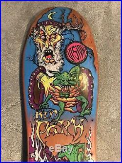 Vintage Ken Park Vision Skateboard Santa Cruz Powell Peralta Kevin Staab Sims