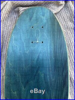 Vintage NOS Santa Cruz Jeff Kendall Atom Man Skateboard
