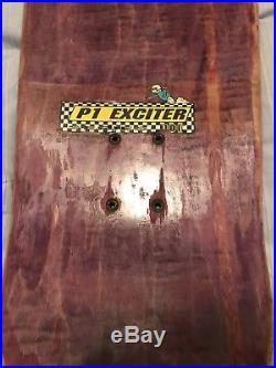 Vintage Natas Kaupas Skateboard 101 Powell Peralta Santa Cruz