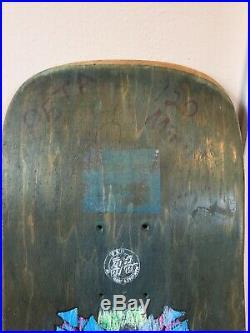 Vintage Natas kaupas bulldog panther Santa Monica Airlines Santa Cruz skateboard