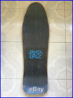 Vintage OG Skateboard Santa Cruz Tom Knox. Zorlac Alva Powell Peralta Vans Skate