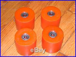 Vintage OJ Skateboard Wheels Super Juice Santa Cruz Dogtown